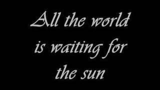 Rain-Breaking Benjamin with lyric