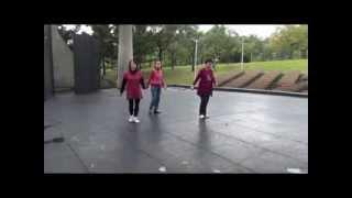 Shine Your Light linedance ( by Marie Serensen )