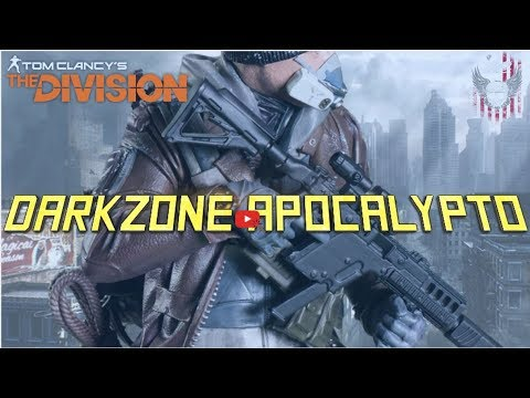 The Division 1.7 PS4 | Darkzone Apacalypto | Max Skill Haste! | ApexAgents