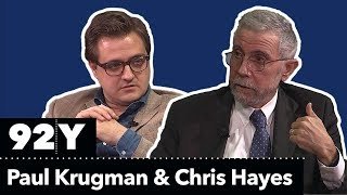 Paul Krugman with Chris Hayes: The GOP Tax Plan