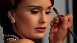Vintage Makeup Tutorial - Classic 1930s Look - Part1