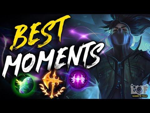 Perfect 200IQ & League of Legends Plays - LoL Best Moments