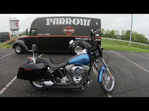2005 Harley-Davidson Softail Standard FXSTI