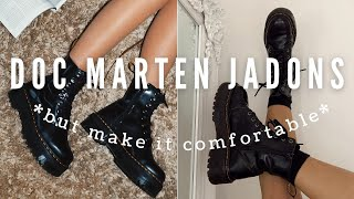 HOW TO BREAK IN DR. MARTEN JADONS (without Destroying Your Feet)