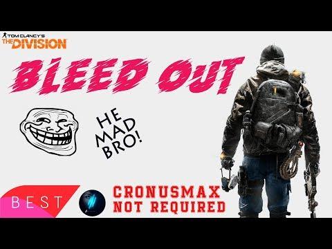Predator's mark BEST BLEED OUT SECRET BUILD - The Division 1.8.1 - AIVCEN
