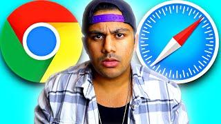Google Chrome vs. Safari on Mac | Why I switched and YOU should too... (2020)