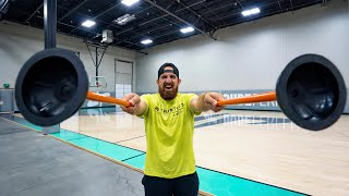 Plunger Trick Shots | Dude Perfect