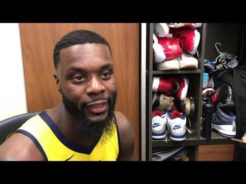 Pacers discuss Bogdanovic's big Game 3, defense on LeBron