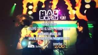 2013.09.12. csütörtök – MAD WOLRD 2013 – 2014 SZEZONNYITÓ