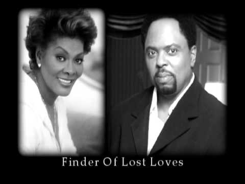 Finder of Lost Loves cover