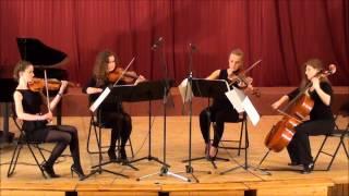 """Endless Sacrifice"" - kwartet smyczkowy (string quartet)"