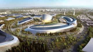 preview picture of video 'EXPO 2017 Future Energy, Astana, Kazakhstan - Unravel Travel TV'