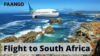 Cheap Flights to South Africa | Book Now & Save On Faango | 1800-295-9711