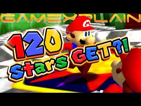 Going for 120 Stars! – Super Mario 3D All-Stars