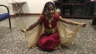 Radhai Manathil - Best Dance Performance by Boomika