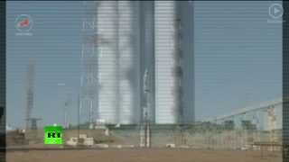 Запуск ракеты «Протон-М» на орбиту