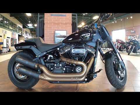 2019 Harley-Davidson Softail Fat Bob 114 FXFBS