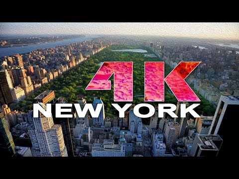 Download MANHATTAN | NEW YORK CITY - NY , UNITED STATES - A TRAVEL TOUR - 4K UHD HD Mp4 3GP Video and MP3