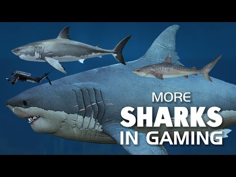 More Sharks In Gaming