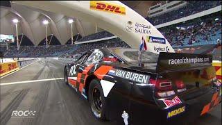 Sim racer Van Buren shines at ROC Riyadh