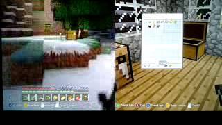 Minecraft XBOX 360 -GamePlay- My Youtube World ep.