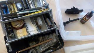 Nettoyage Des Armes à Feu PARTIE 2: Les Outils Et Les Astuces
