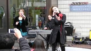 2012 3 18 馬車道ショートパフォーマンスライブ