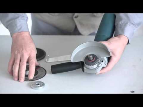 Small Angle Grinder GWS 750-100 / Bosch