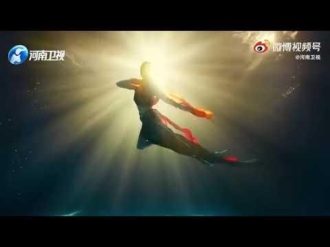 """Усан дотор """"нисэж"""" буй бүжиг      Луут завины наадам дөхөж буйтай холбоотойгоор Хятадын Хэнаний телевизээр """"Залбирал"""" хэмээх бүжиг тоглож, усан дотор """"нисэх"""" урлагийг харууллаа."""
