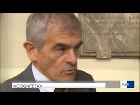Il Tg3 Piemonte su incontro in Prefettura per sciopero lavoratori Tav