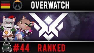 Overwatch Ranked #44 [ German / Deutsch - Gameplay ]