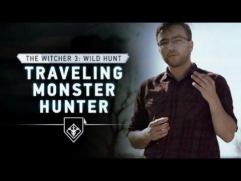 Traveling Monster Hunter
