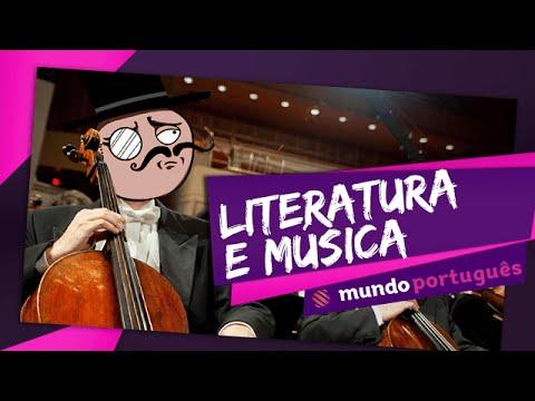 Música e literatura no ENEM - Mundo Literatura - ENEM