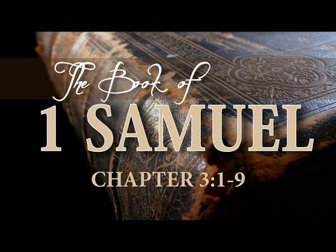 1 Samuel 3:1-9