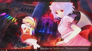 Nightcore - Daughters of Darkness