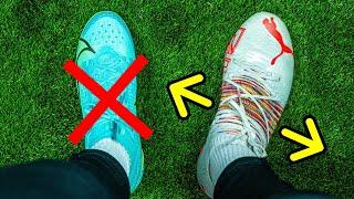 Die besten Fußballschuhe für BREITE Füße