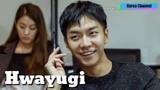 Hwayugi ~ First Script Reading [ Lee Seung Gi,Oh Yeon Seo & Cha Seung Wo]