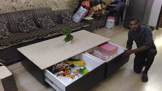 Modern Center Table Design For Living Room 2019