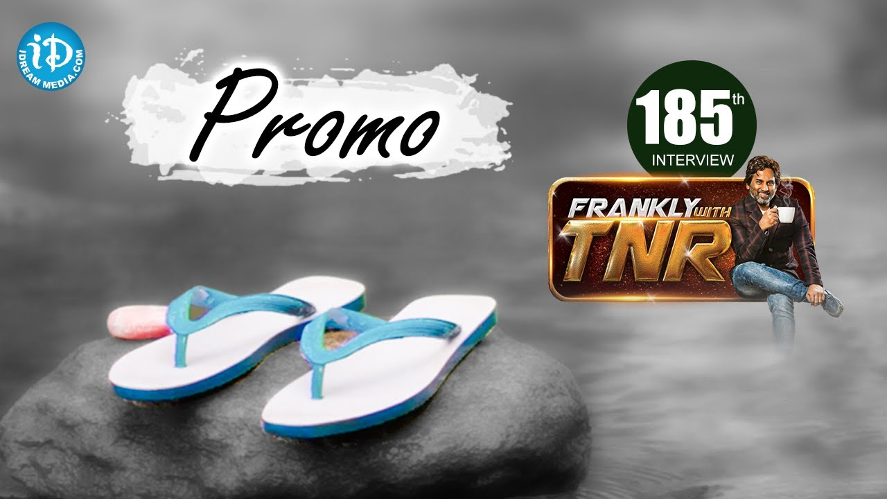 Frankly With TNR #185 - Exclusive Interview Promo