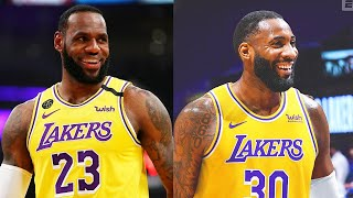 LeBron James Gets Andre Drummond On The Lakers & Kevin Durant Adds LaMarcus Aldridge To Nets!