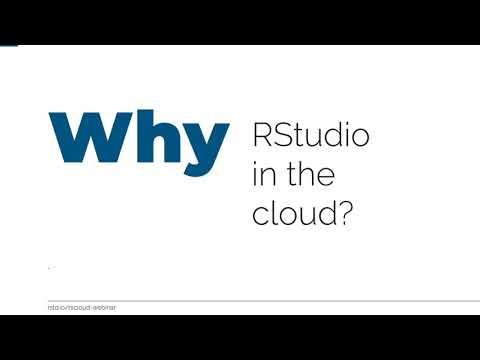 Mine Çetinkaya-Rundel   Teaching R online with RStudio Cloud   RStudio (2020)