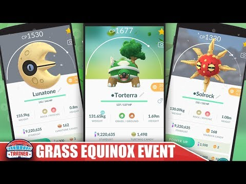 Pokémon GO Equinox 2019: last day for the event march 26, 2019