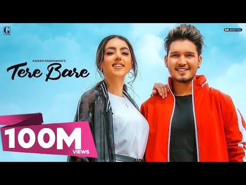 Tere Bare : Karan Randhawa (Official Song) Satti Dhillon   GK.DIGITAL   Geet MP3