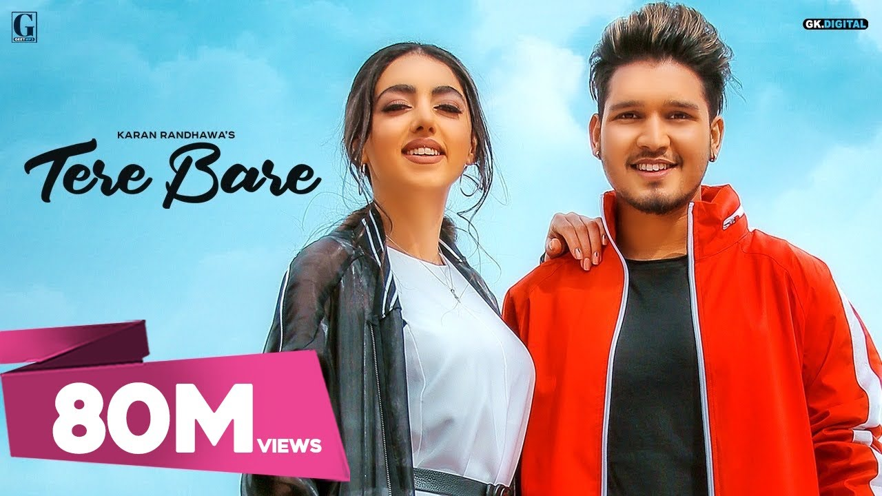 Tere Bare Mp3 song Download Karan Randhawa