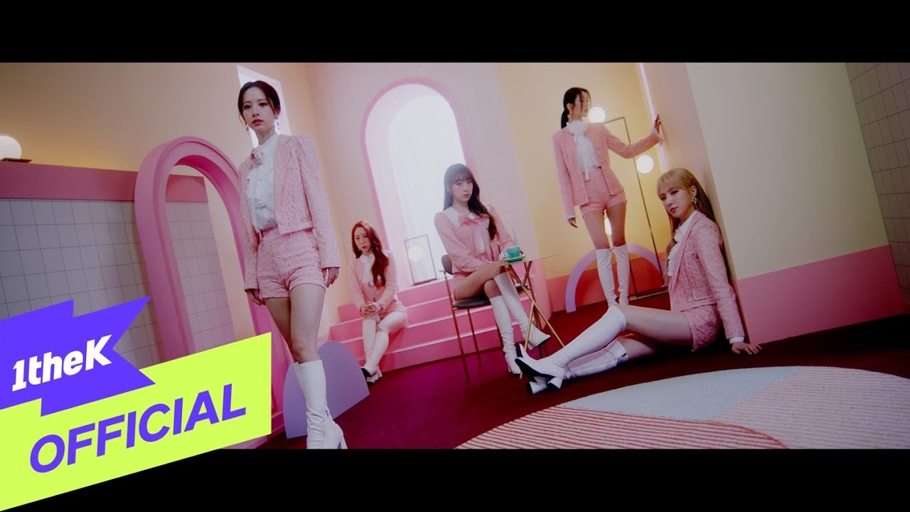 [Korea] MV : Cosmic Girls - UNNATURAL