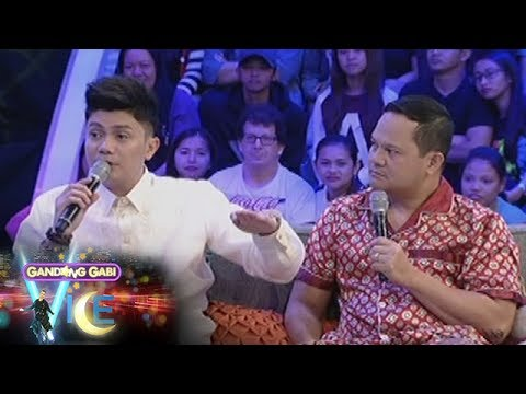 GGV: Vhong and Bayani reminisce