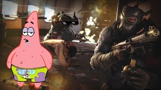 THE WORST PLAYER IN RAINBOW SIX SIEGE?