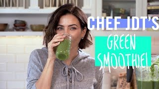 The ONLY Green Smoothie Recipe You Need To Know | Jenna Dewan
