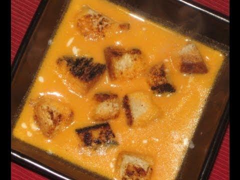 Delicious Cream of Tomato Soup Recipe and Simple Guide
