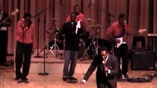 Rev Joe Nance Jr singing Testify The Lord's Been Good